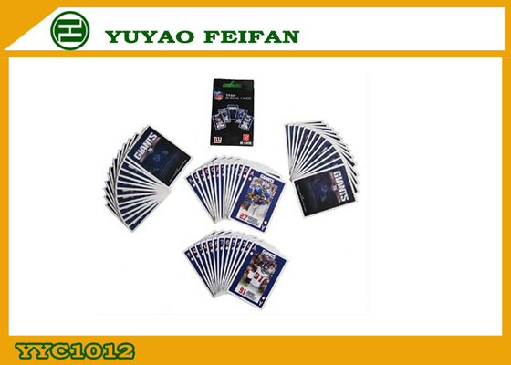 China Souvenir Customised Novelty Print Playing Cards Waterproof Paper supplier