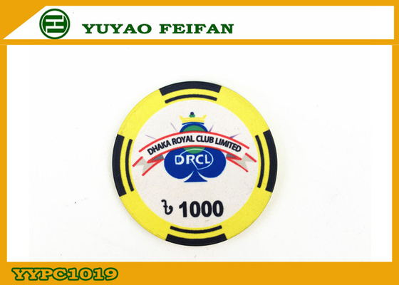 China Dhaka Royal Club Limited Pro Poker Chips Create Your Own Poker Chips supplier