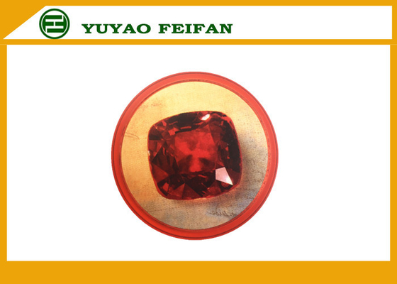 China Professional Metal Red ABS Poker Chips Casino For Playing Game Set supplier