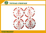 China Royal Flush Nevada Jacks Poker Chips Custom Design Poker Chips factory