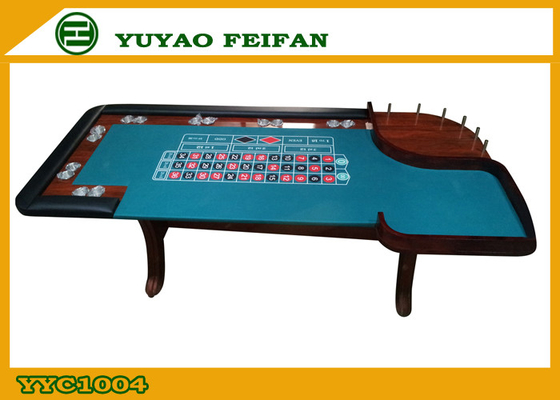 China Deluxe Roulette Unique Poker Tables Customized Poker Tables factory